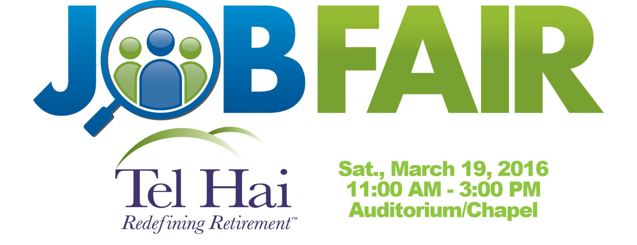 Tel Hai Hosts Job Fair March 19 Sign On Bonus Potential Tel Hai