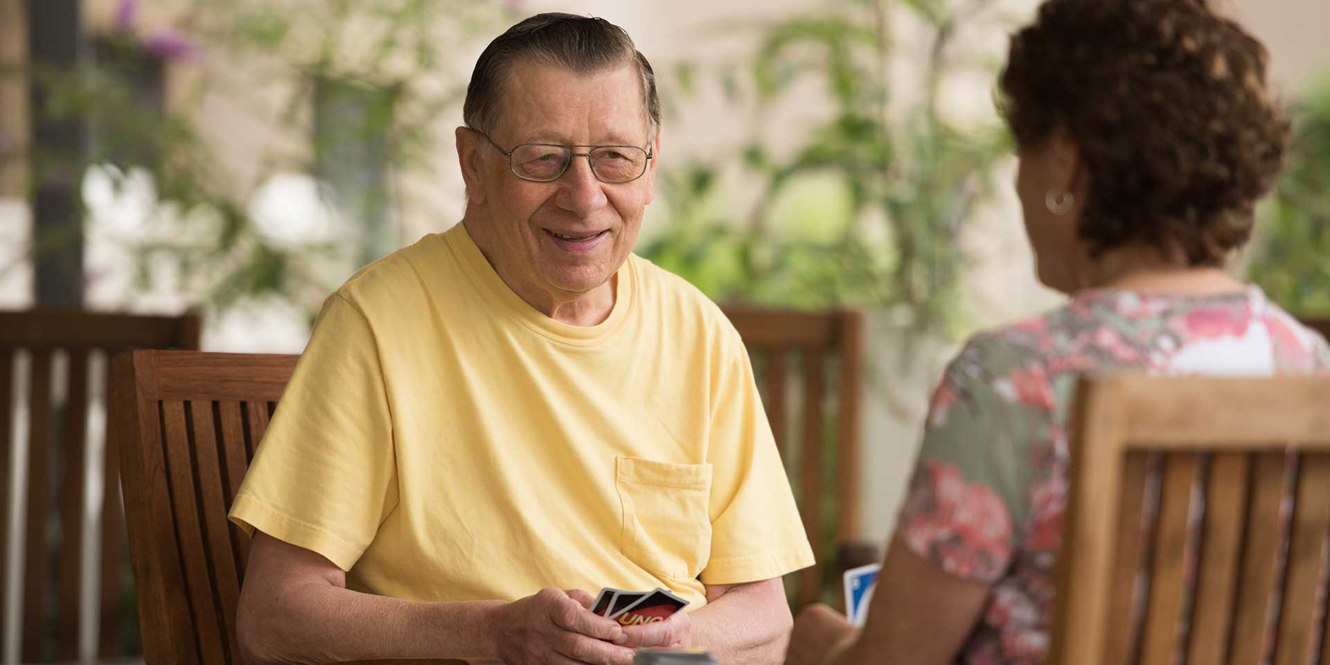 Adult Day Services at Tel Hai