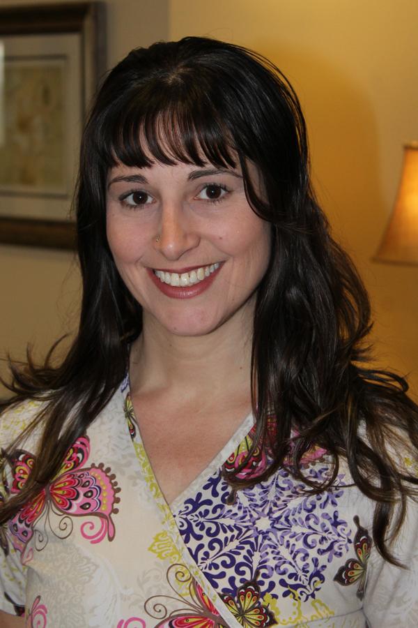MaryAnn Brugler at Tel Hai