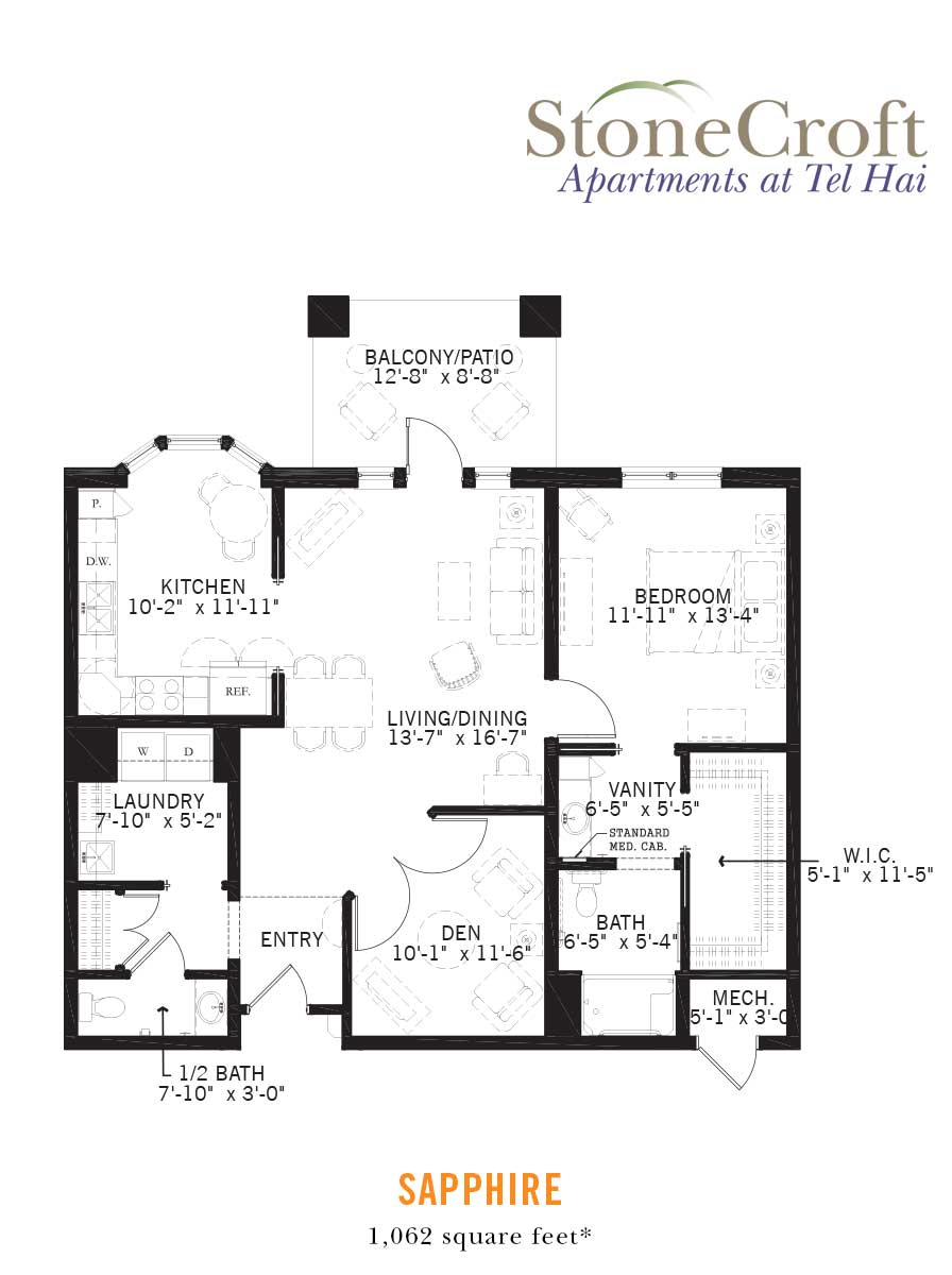 Sapphire Apartments at Tel Hai