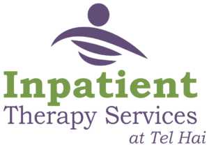 Inpatient Therapy Services at Tel Hai