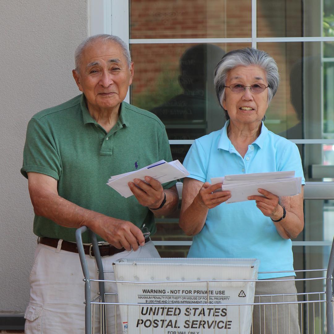 Dr. Herbert & Miiko Horikawa