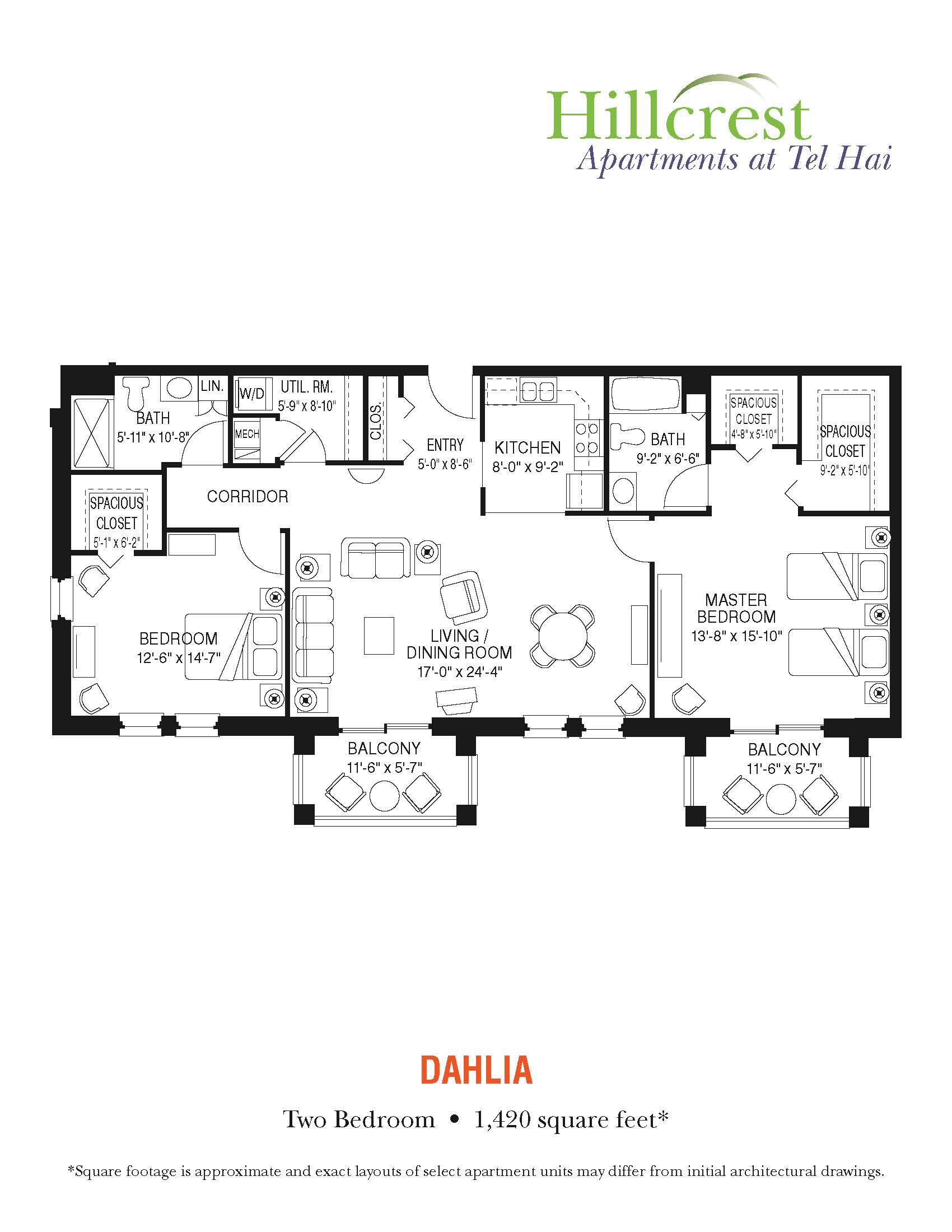 Dahlia Apartment at Tel Hai