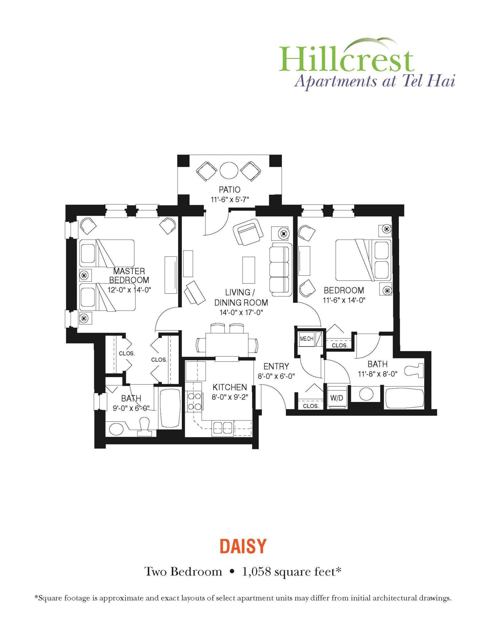 Daisy Apartment at Tel Hai