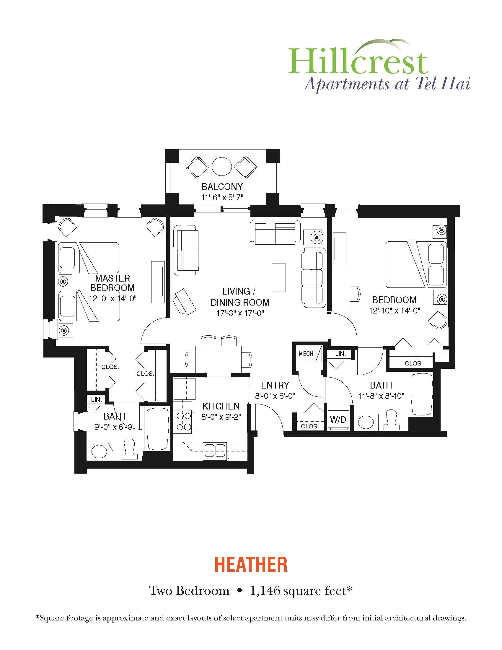 Heather Apartment at Tel Hai