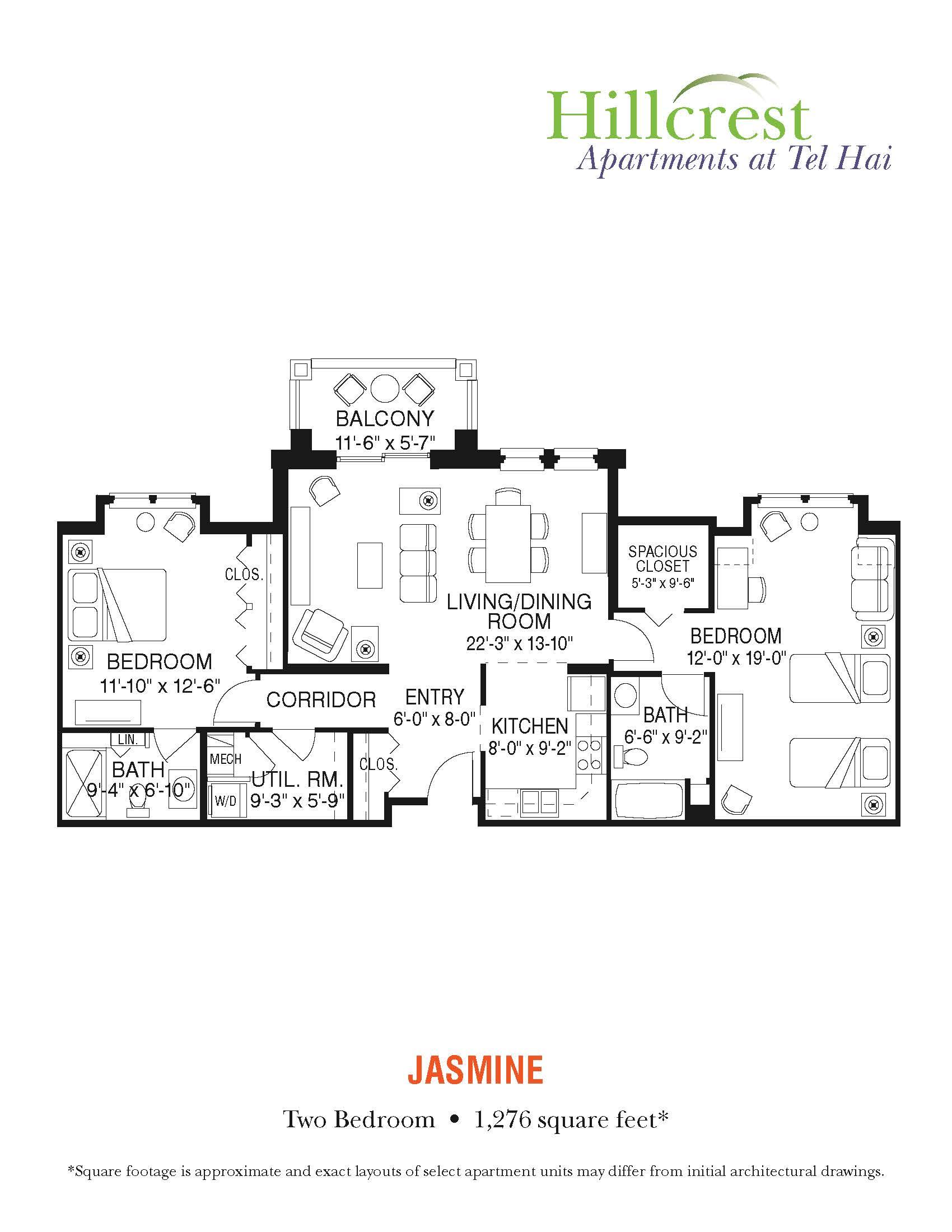 Jasmine Apartment at Tel Hai