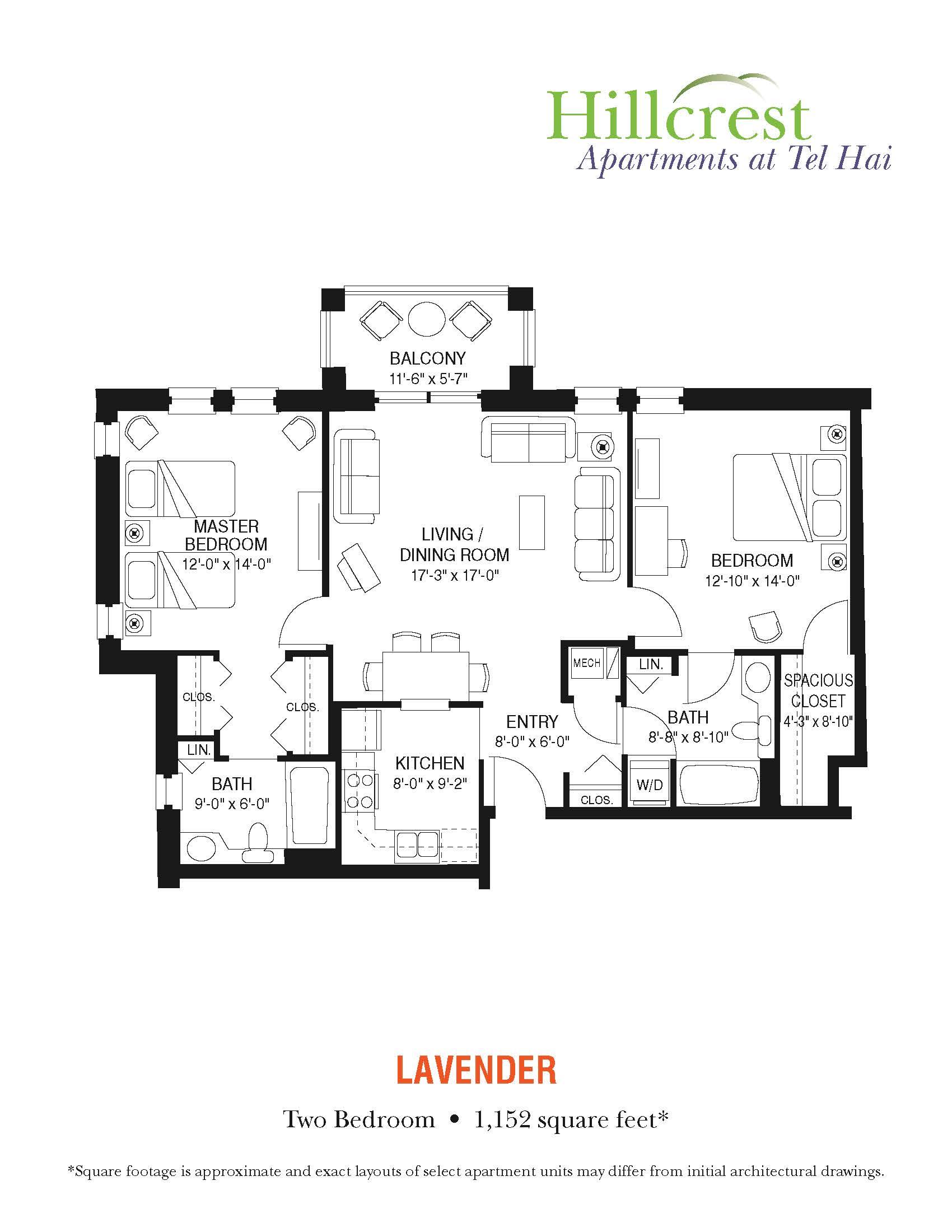 Lavender Apartment at Tel Hai