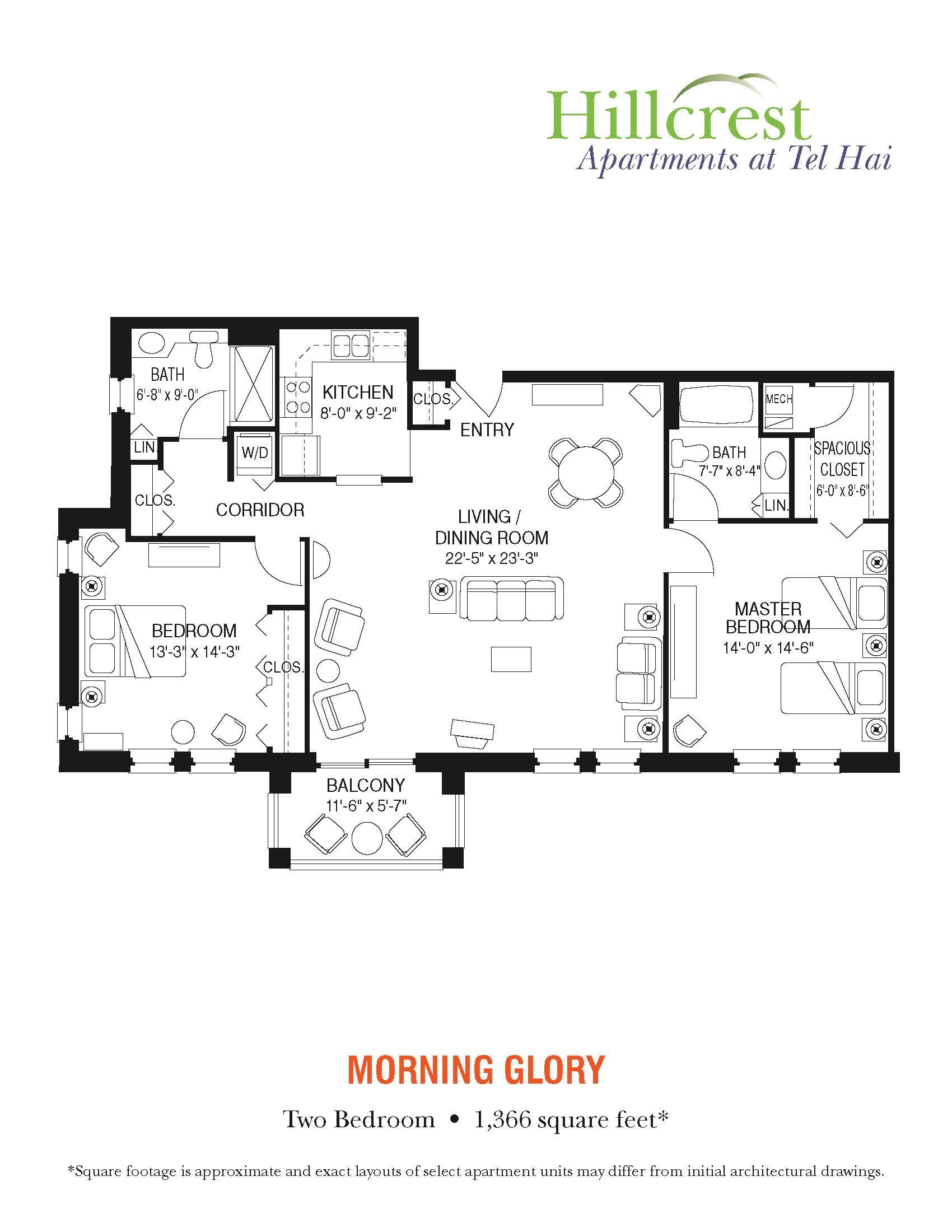 Morning Glory Apartment at Tel Hai