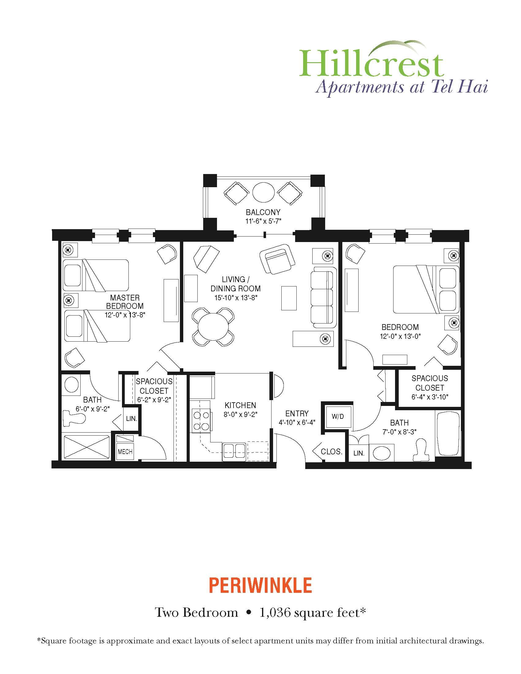 Periwinkle Apartment at Tel Hai