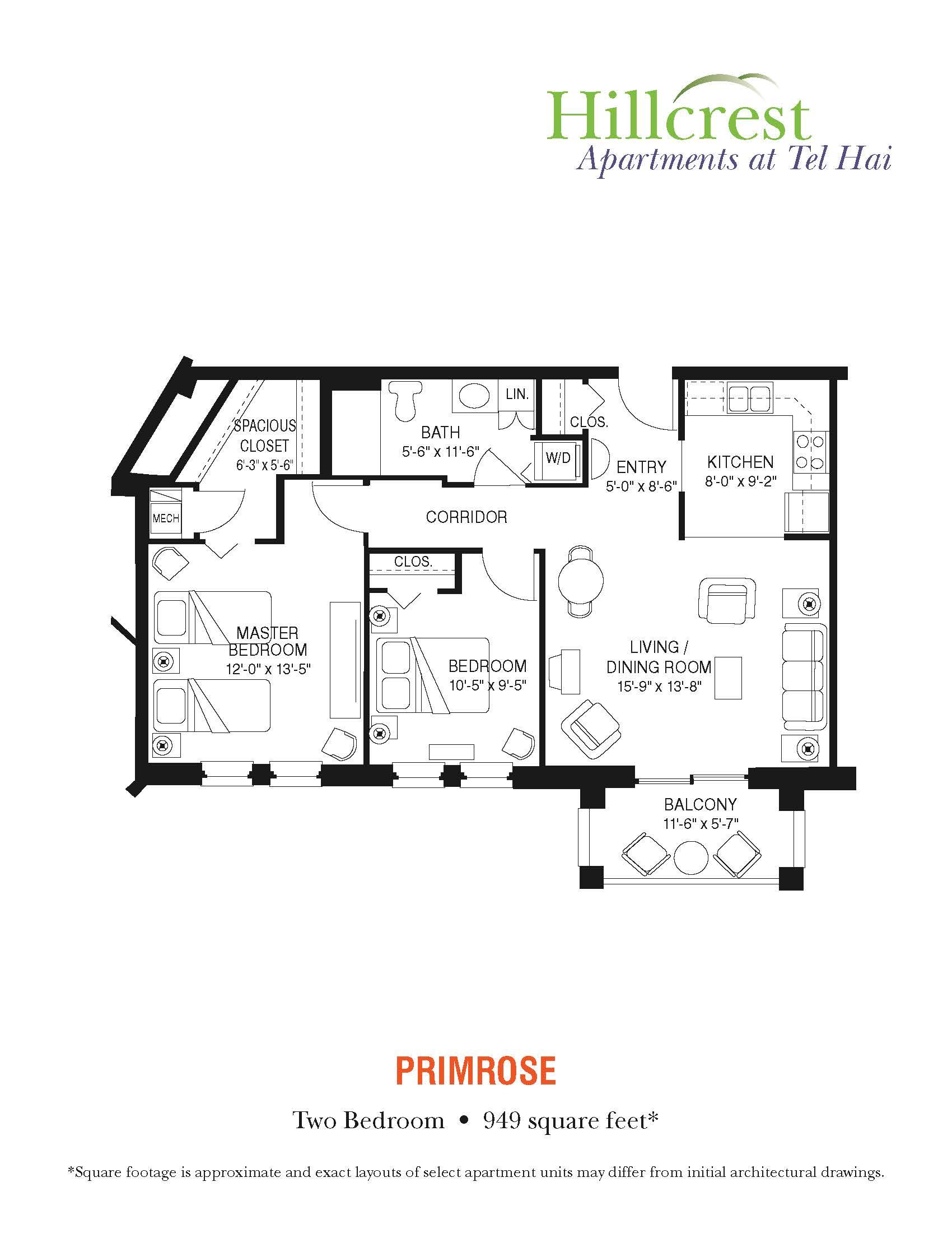 Primrose Apartment at Tel Hai