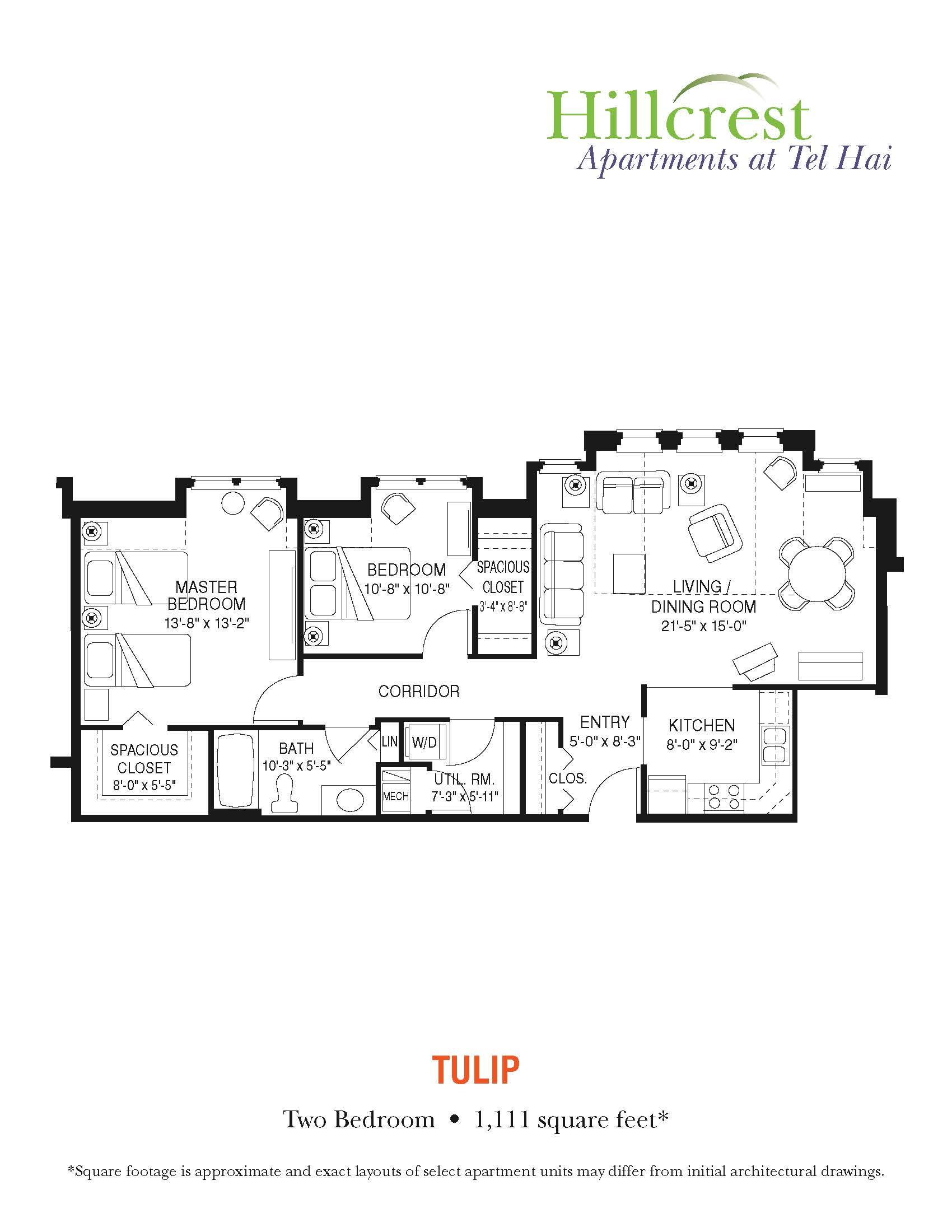Tulip Apartment at Tel Hai