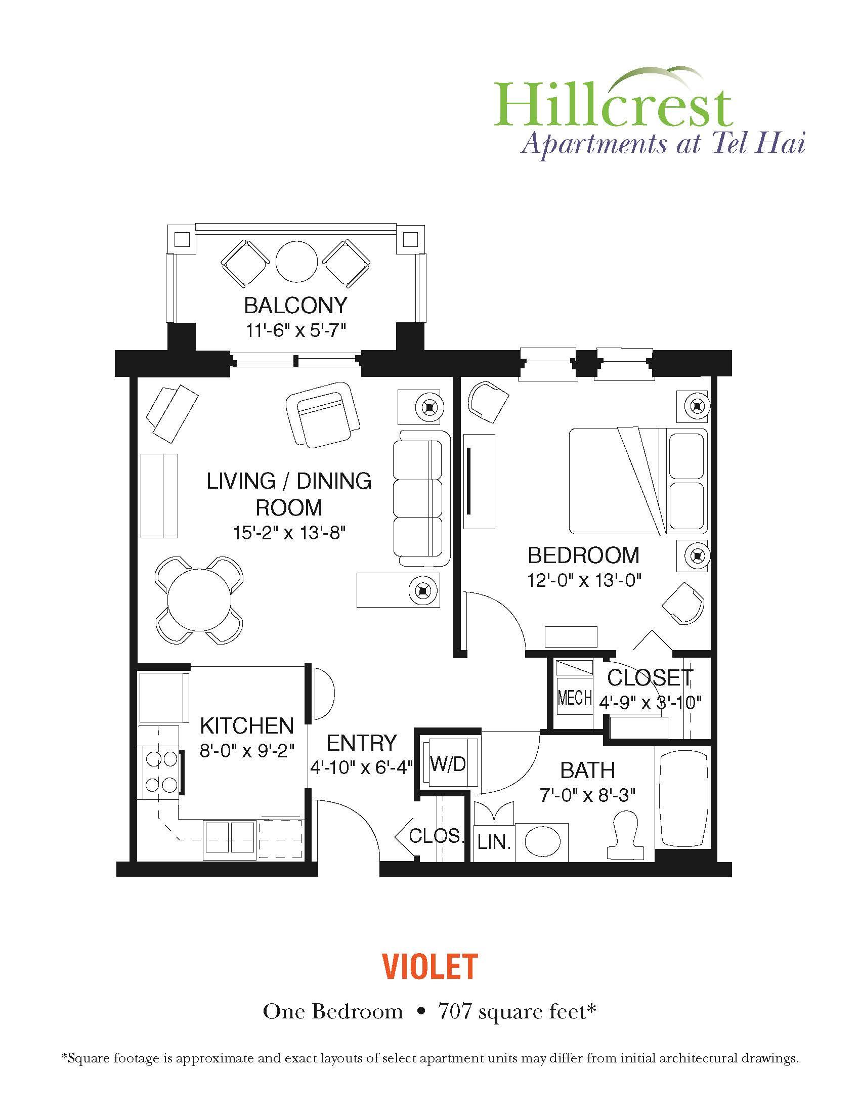 Violet Apartment at Tel Hai
